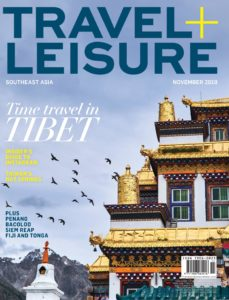 Travel+Leisure Southeast Asia – November 2019