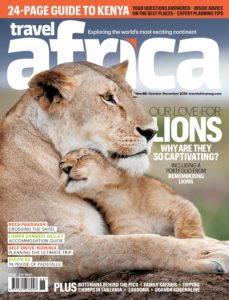 Travel Africa – October-December 2019
