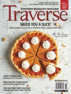 Traverse, Northern Michigan's Magazine – November 2019
