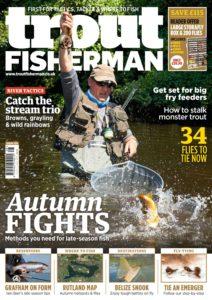 Trout Fisherman – October-November 2019