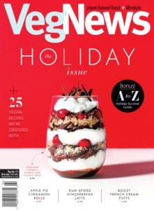 VegNews Magazine – Holiday 2019