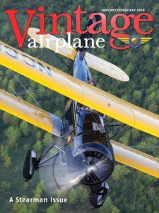 Vintage Airplane – January-February 2018