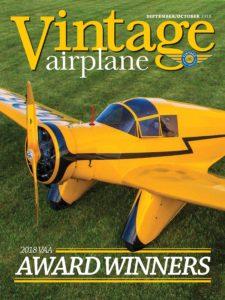 Vintage Airplane – September-October 2018