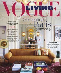 Vogue Living Australia – November-December 2019