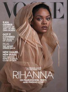 Vogue USA – November 2019