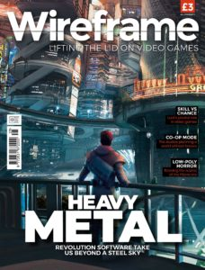 Wireframe – Issue 25, 2019
