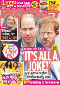 Woman UK – 21 October 2019