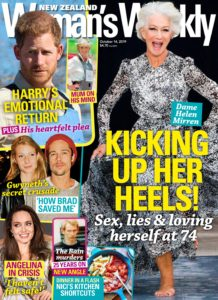 Woman's Weekly New Zealand – October 14, 2019