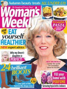 Woman's Weekly UK – 22 October 2019