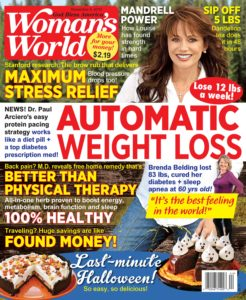 Woman's World USA – November 04, 2019