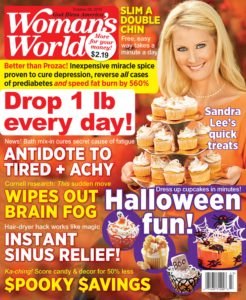 Woman's World USA – October 28, 2019