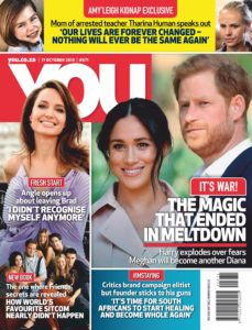 You South Africa – 17 October 2019