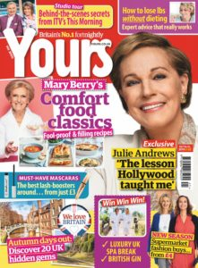Yours UK – 13 October 2019