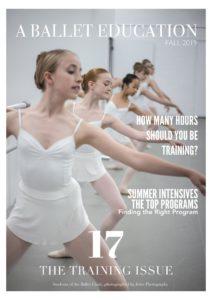 a Ballet Education – Issue 17 – October 2019