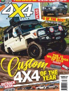 4×4 Magazine Australia – December 2019