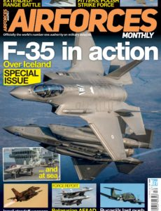 AirForces Monthly – Issue 381 – December 2019