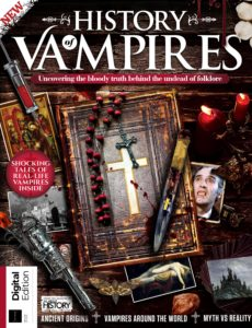 All About History Book Of History of Vampires – 2nd Edition 2019