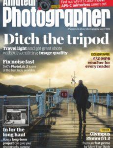 Amateur Photographer -16 November 2019