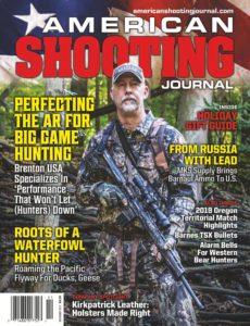 American Shooting Journal – November 2019