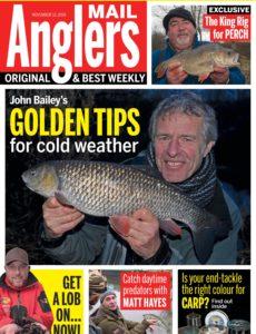 Angler's Mail – 12 November 2019