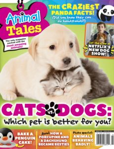 Animal Tales – February 2020