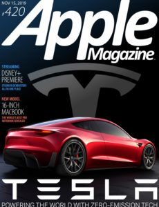 AppleMagazine – November 15, 2019
