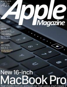 AppleMagazine – November 22, 2019