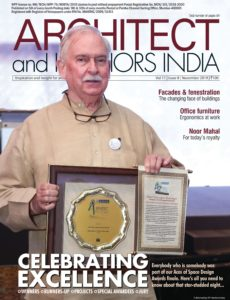 Architect and Interiors India – November 2019