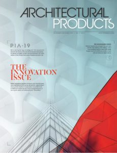 Architectural Products – November December 2019
