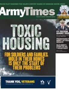 Army Times – November 2019