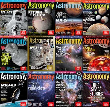 Astronomy – Full Year 2019 Collection Issues