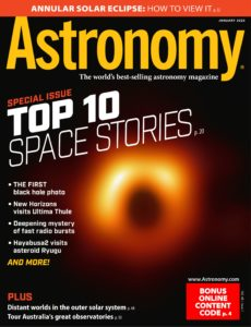 Astronomy – January 2020