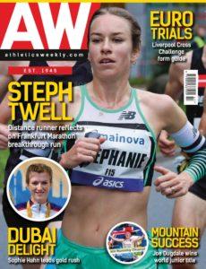 Athletics Weekly – November 21, 2019