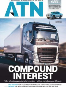 Australasian Transport News (ATN) – November 2019