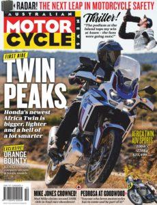 Australian Motorcycle News – November 07, 2019