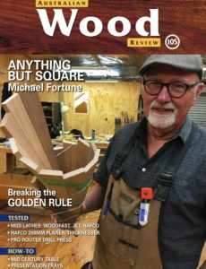 Australian Wood Review – December 2019