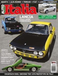 AutoItalia – Issue 286 – December 2019