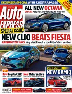 Auto Express – November 13, 2019