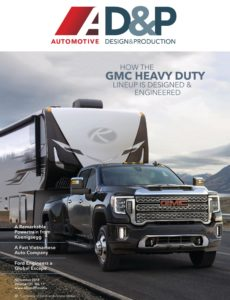 Automotive Design and Production – November 2019