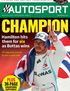 Autosport – 07 November 2019