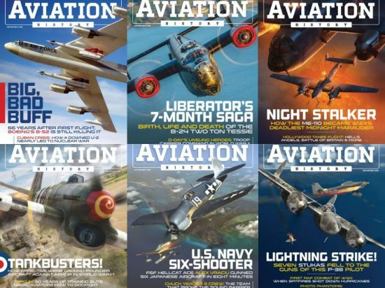 Aviation History – Full Year 2019 Collection Issue