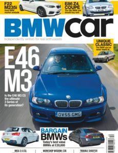 BMW Car – December 2019