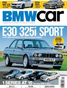 BMW Car – January 2020