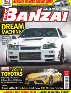 Banzai – Issue 218 – October 2019