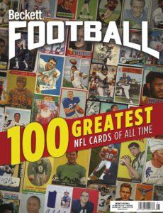 Beckett Football – January 2020