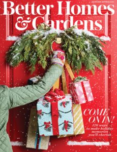 Better Homes & Gardens USA – December 2019