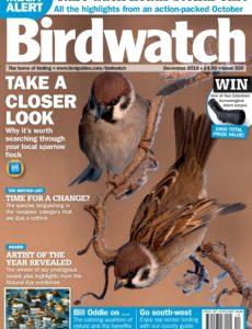 Birdwatch UK – December 2019