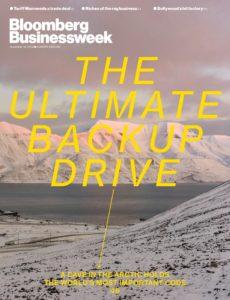 Bloomberg Businessweek Europe – November 18, 2019