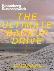 Bloomberg Businessweek USA – November 18, 2019