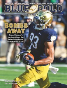 Blue and Gold Illustrated – November 23, 2019